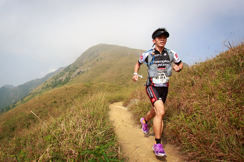 20141006-Lantau Peaks-Overall Champion Simpat Daved-2crosscountry