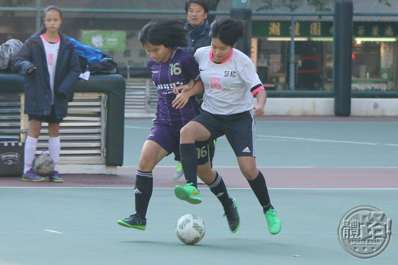 011-20170122All HK Inter secondary school Girls Football