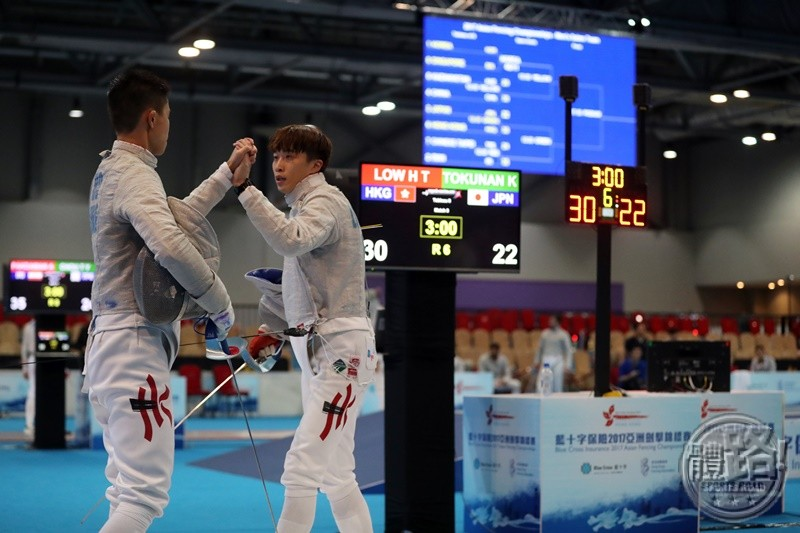 AFC2017_Fencing_MEN'S SABRE TEAM_R8_A86I7840